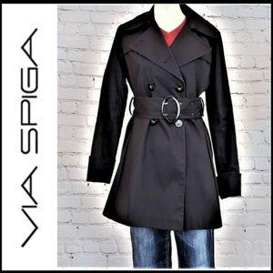 Via spiga Double breasted Classy Coat